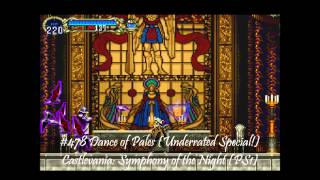 MistressZelda's List of Amazing VGM! #478 Dance of Pales (Symphony of the Night)