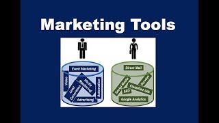 What Are Marketing Tools?