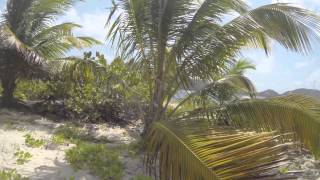 preview picture of video 'sandy island caribbean'