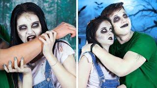 16 Trò Đùa Zombie Vui Nhộn / Nếu Bạn Thân Trở Thành Zombie