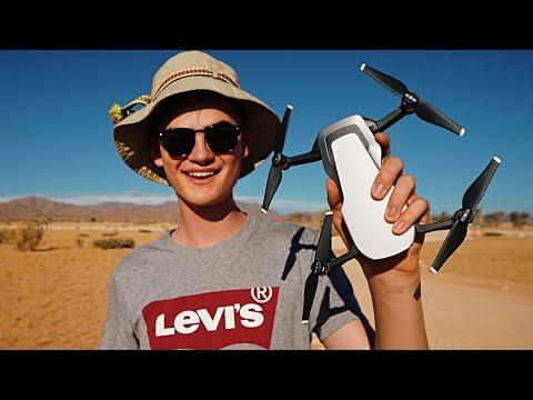 Mit der Drohne durch die afrikanische Wüste! | Oskar