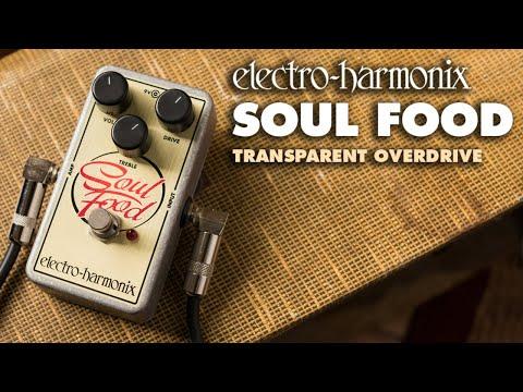 ELECTRO HARMONIX Soul Food Kytarový efekt