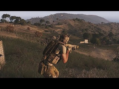 Helicopters And Artillery Fire Fly In ArmA 3's E3 Demo Video