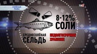 Соленая рыба. Без обмана