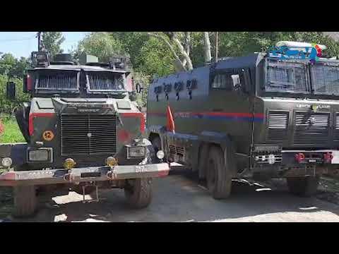 Two militants killed in Kulgam gunfight, operation on: IGP Kashmir