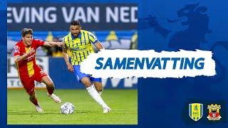 RKC en Go Ahead delen de punten | Samenvatting RKC Waalwijk - Go Ahead Eagles (21/22)