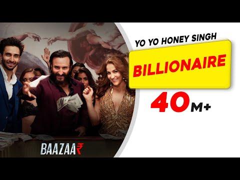 Billionaire Yo Yo Honey Singh Baazaar Saif Ali Khan Rohan Mehra Elli Radhika Chitrangda