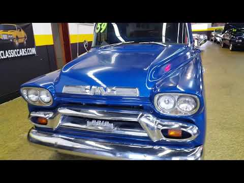 Video of '59 Pickup - N60Q