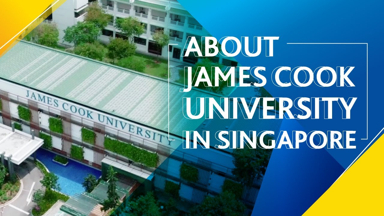 About James Cook University in Singapore