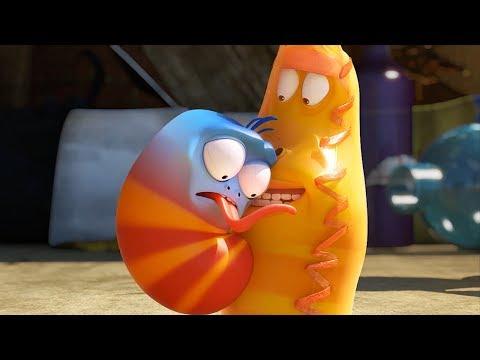 LARVA - TICKLE | Cartoons For Children | Larva Full Movie | Larva Cartoon | LARVA Official
