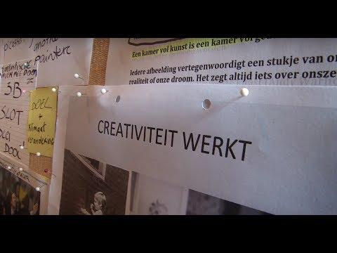 Creativiteit werkt