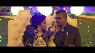 Vinoth & Jayamani - Cinematic Reception Highlight by Jobest