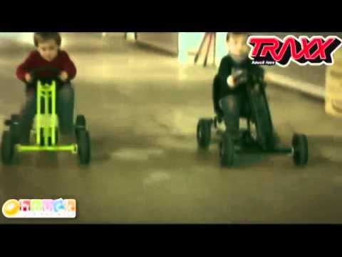 Hauck - Go Kart Lightning