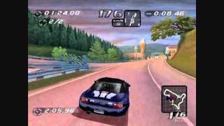 PS1 Top 5 Racing Games