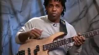 Victor Wooten Bass Technique  1 Of 4