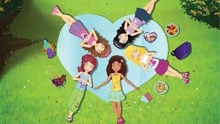 I Heart Card You - LEGO Friends Webisode – Season 2, Ep1