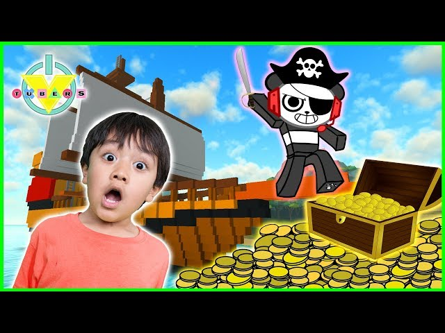 Roblox Build a Boat Let's Play with VTubers with Ryan Vs. Combo Panda