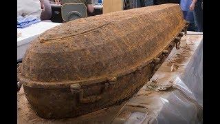 Вот кем была женщина, откопанная в железном гробу фото