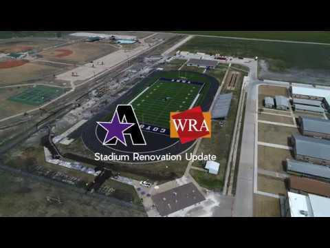WRA Architects / Anna ISD Stadium Update