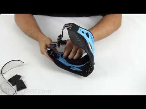 V-Force Grill Paintball Mask – Review