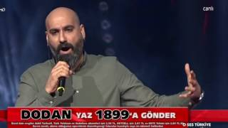 O Ses Türkiye / Final / Dodan özer(şampiyon )/ Haydar Haydar