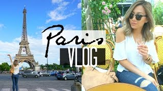 TRAVEL VLOG: PARIS | 26 Days In Europe Trip - Ep 1