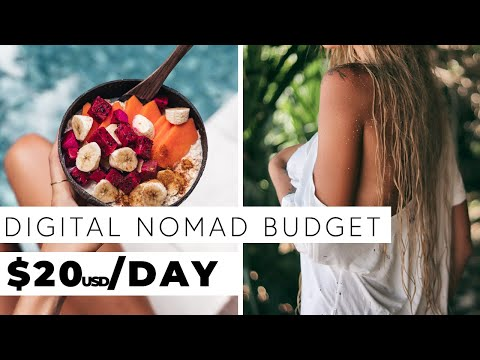 BALI ON A BUDGET - Living on $20/Day - Canggu