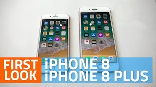 iPhone 8, iPhone 8 Plus First Look | Specs, India Price, Launch Date, and More | Kholo.pk