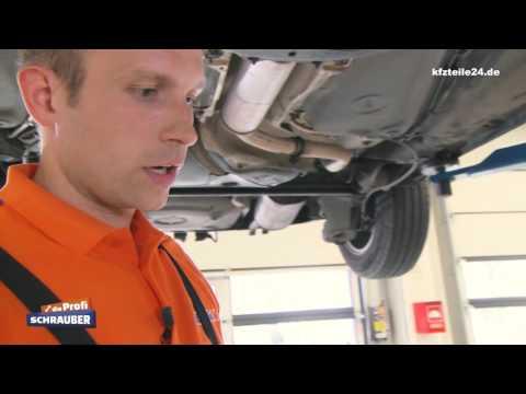 Lambdasonde wechseln - VW Golf 4 Variant [TUTORIAL]
