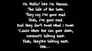 Talking to the Moon - Bruno Mars - Lyrics