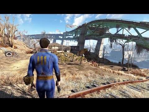 FALLOUT 4 - Wasteland Workshop Trailer VF