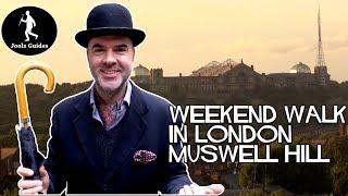 London Weekend Walks – Muswell Hill and Alexandra Palace