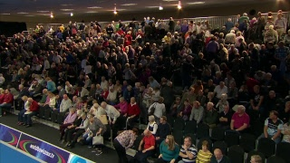 Just. 2019 World Indoor Bowls Championships: Day 11 Session 1