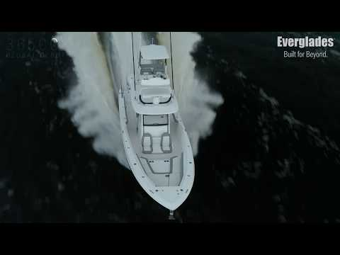 Everglades 365 Center Console video