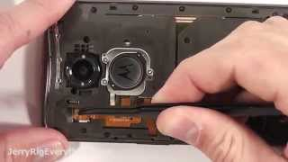 Motorola Moto X (2014) Tear Down, Screen Replacement, Battery Repair, COMPLETE!