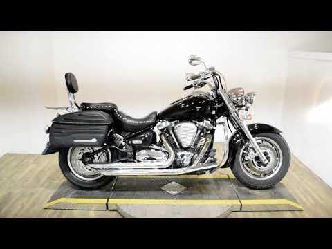 2006 Yamaha Road Star Midnight in Wauconda, Illinois - Video 1