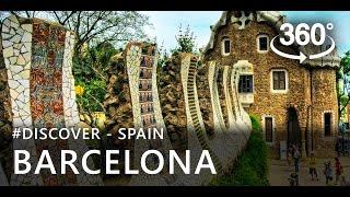Barcelona city tour 360° VR