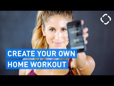 How to Create Your Own Home Workout