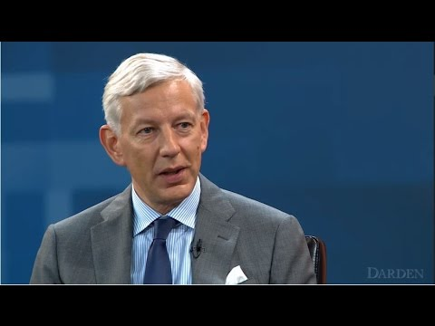 The Four Trends Impacting McKinsey Clients: Interview With McKinsey's Dominic Barton