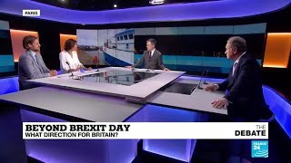 Beyond Brexit Day: What next for Britain?