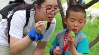 Taiyuan - Week One 2015