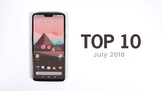 Best Android Apps - July 2018!