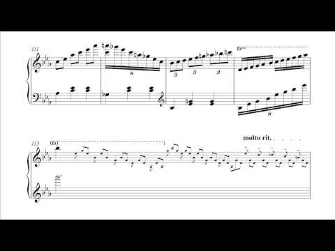 Happy Birthday in the style of Chopin