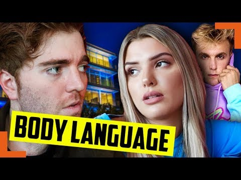 Does Alissa Violet's Body Language Prove She LIED In Shane Dawson's The Ex Girlfriend of Jake Paul?