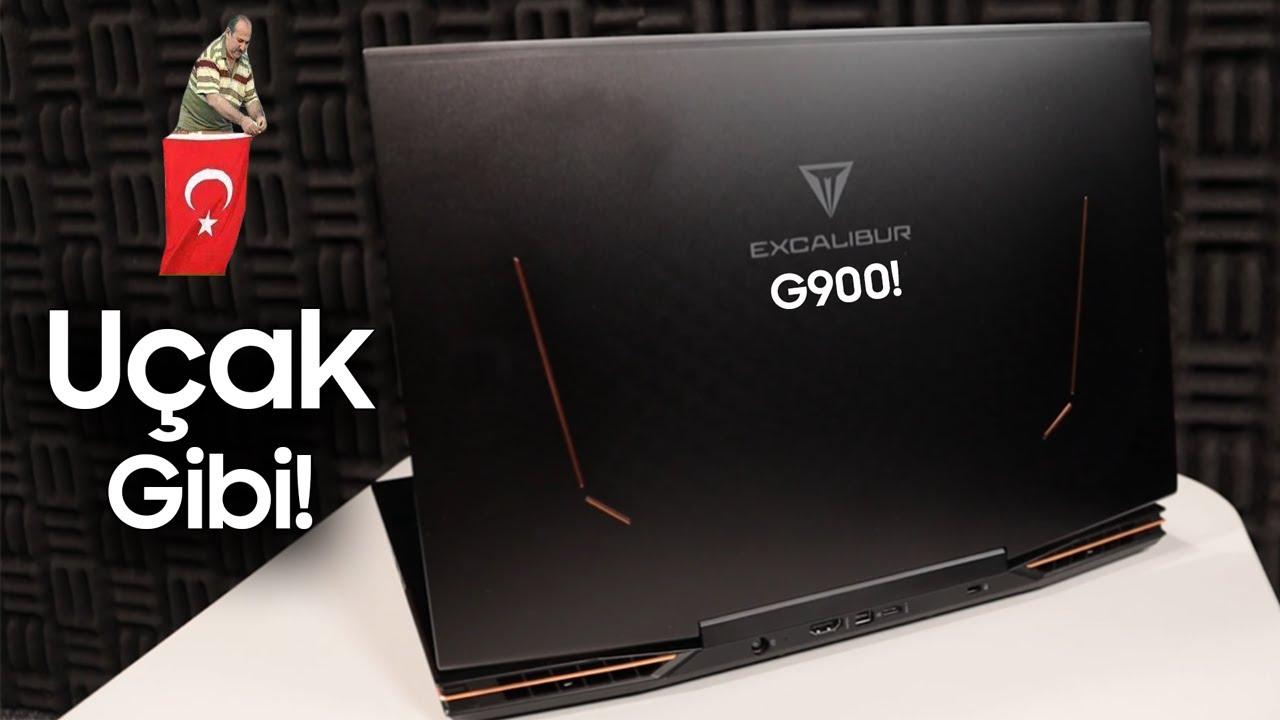 Tamindir, sahibini uçuran bilgisayar Casper Excalibur G900'ü inceledi. Oyun bilgisayarı Casper Excalibur G900 Oyun performansı nasıl? Casper Excalibur G900'ün donanımı dar boğaza sokmayacak soğutma performansı nasıl? Tüm soruların cevabına inceleme videosundan ulaşabilirsiniz. Excalibur Oyunda Güç Budur!