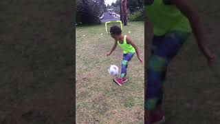 9 Year Old Girl Soccer Player