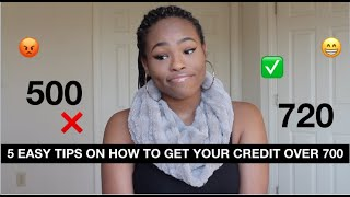 500 to OVER 700 Credit Score |WildaLeila
