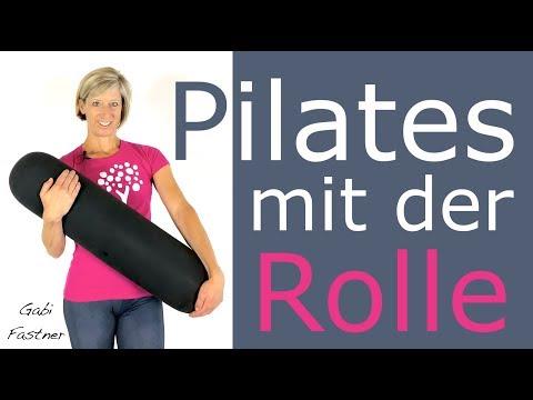 ⏺ 30 min. sensomotorisches Pilates mit der Rolle