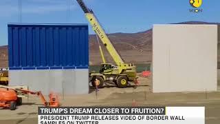 U.S. President Donald Trump's dream closer to fruition?