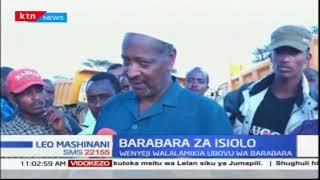 Wakazi wa Isiolo walalamikia muda mrefu wa kujenga barabara